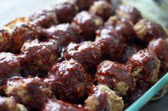 Pioneer Woman's Meatballs