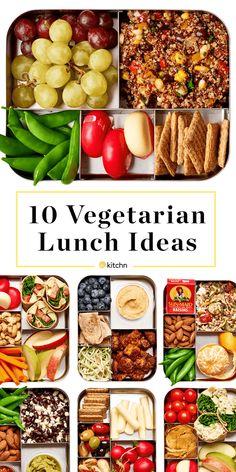 Clean Eating Vegetarian, Easy Vegetarian Lunch, Clean Eating Snacks, Healthy Eating, Cheap Vegetarian Recipes, High Protein Vegetarian Meals, Vegetarian Italian, Vegetarian Lifestyle, Healthy Protein
