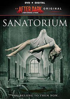 Sanatorium DVD Release Details and Art