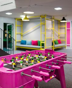 """Candy Crush Offices Are Created As A Cartoon """"kingdom"""" 