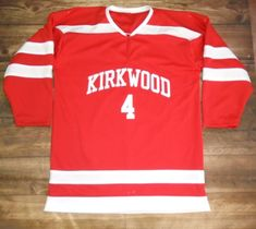 1f9f889a608 Kirkwood Hockey custom jersey created at Johnny Mac's Sporting Goods in St.  Louis, MO! Create your own custom uniforms at www.garbathletics.com!
