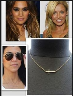 Celebrity layered heart tiny pendant petite horizontal arrow gold celebrity horizontal sideway cross necklace 15 petite dainty gold plated pendant petite aloadofball Image collections
