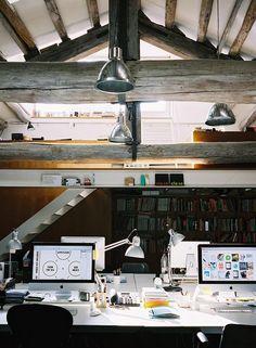 Graphic design studio 'Clase BCN' in Barcelona