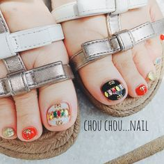 Feet Nails, Pedicure, Opal, Fashion Beauty, Nail Designs, Ring, Instagram, Pedicures, Rings