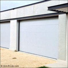 Contempo Smooth Model Contemporary Garage Door Specifications