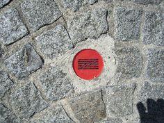 Pompidou Museum Logo - Jean Widmer