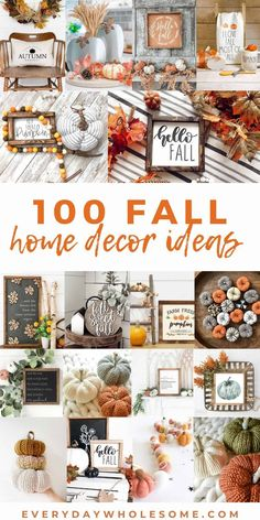 Fall Home Decor, Autumn Home, Fall Decor Signs, Holiday Decorations, Seasonal Decor, Harvest Decorations, Thanksgiving Holiday, Christmas, Entryway Wall