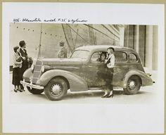 1935 - Oldsmobile