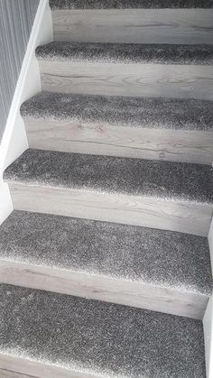 Unique Home Decor .Unique Home Decor Carpet Staircase, Staircase Remodel, Stairs With Carpet, Hall Carpet, Rustic Staircase, Staircase Design, Unique Home Decor, Cheap Home Decor, Stairway Decorating