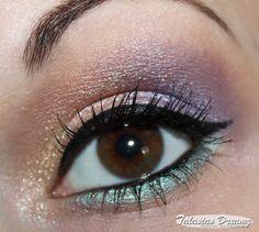 Shiseido Hydro-Powder Eye Shadows