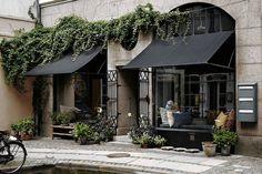 Cafe Shop Design, Cafe Interior Design, Shop Front Design, Store Design, Restaurant Exterior Design, Cafe Exterior, Corporate Design, Retail Design, Design Studio