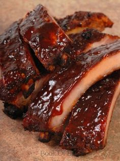 Best. Barbecue. EVER! #bbq #ribs #recipe