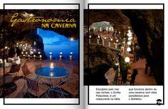 Gastronomia na Caverna