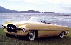 1954 Dodge Firearrow II (Ghia)