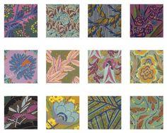 Art Deco Digital Collage  1st Edition by behressentials on Etsy, $1.25