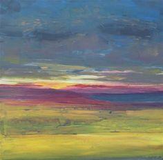 Sky Fire by Jeannine Emmett   acrylic painting   Ugallery Online Art Gallery