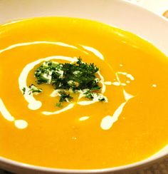 Its chilly, raining and I am in the kitchen cooking. Have some chicken stock on the simmer. Just about to roast 1/2 pumpkin, about 1kg, 1 whole head of garlic and will make Roasted Pumpkin with Garlic soup.  The mix of spices in this recipe gives it a mellow Indian taste
