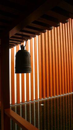 Komyo-ji Temple, Saijo, Eshime prefecture by Tadao Ando