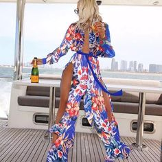 Risqué  Let's have some fun at the beach or on vacay with this really nice dress, or cover up Dresses