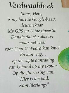 """Hier is die pad. Quotes About God, Inspiring Quotes About Life, Quotes To Live By, Inspirational Quotes, Motivational, Prayer Quotes, True Quotes, Mom Prayers, Afrikaanse Quotes"