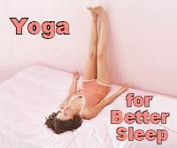 Try this 5-move yoga routine to relax your body and mind before sleep. The best part? Each pose can be done in bed! I just did this while listening to Feist and I am so relaxed it's not even funny.