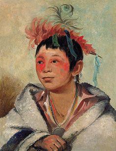 Native American George Catlin