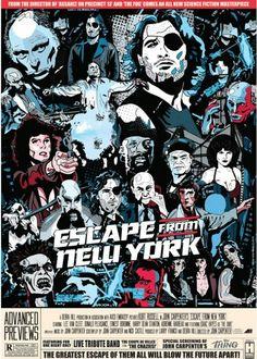 John Carpenter's ESCAPE FROM NEW YORK