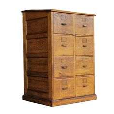 slant-top-library-cabinet