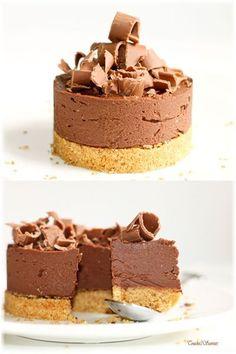 cheesecake chocolat ricotta