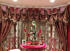 Stunning Window Treatments by Reilly-Chance Collection