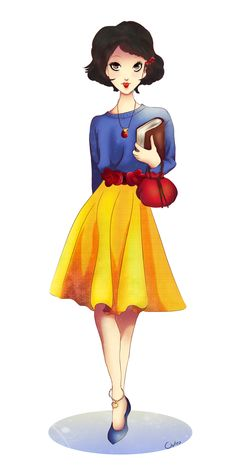 Snow White - University Style