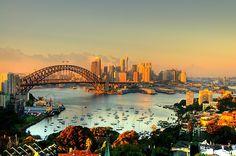 Brasileiros podem fazer intercâmbio na Austrália com tudo pago