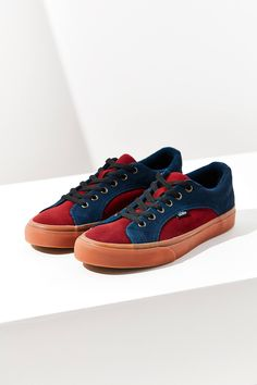 dd6b51453f9afa Shop Vans Suede Gum Lampin Sneaker at Urban Outfitters today. We carry all  the latest