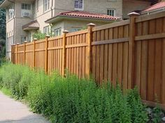 Outdoor:Wild Plants Build Wooden Fence How to Build a Wooden Fence