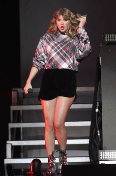 Taylor Swift performs during 997 NOW POPTOPIA at SAP Center on December 2 2017 in San Jose California