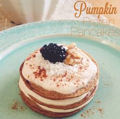 Pumpkin Protein Pancakes -- Holiday HUNNIES!!! Your Weekly Schedule & November Calendar