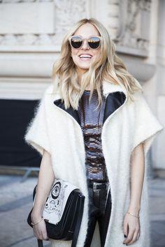 100+ Inspiring Street Style Looks From Paris Fashion Week