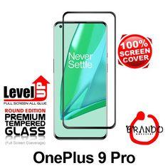 Brando Workshop Full Screen Coverage Glass Protector (OnePlus 9 Pro) - Black Phone Screen Protector, Glass Protector, Usb Gadgets, Workshop, Black, Atelier, Black People, Work Shop Garage