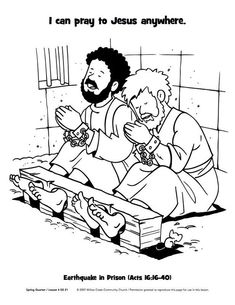 The story of the forgiving king coloring page - Google Search