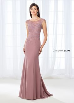 Cameron Blake Beautiful Wedding Dresses 2018 – My Stylish Zoo Mother Of Groom Dresses, Mothers Dresses, Mother Of The Bride, Princess Wedding Dresses, Modest Wedding Dresses, Bride Dresses, Party Dresses, Cameron Blake, Formal Dresses With Sleeves