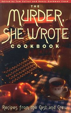 The Murder, She Wrote Cookbook by Tom Culver, http://www.amazon.com/dp/1556523165/ref=cm_sw_r_pi_dp_kg9arb02NJYTA  $38.70