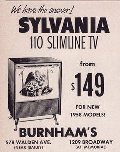 Burnhams, Buffalo,New York