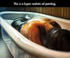 Art never ceases to amaze me...