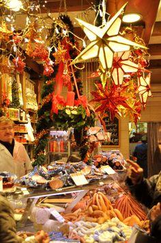 Mercadillo de #Navidad. Múnich