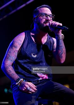 Singer AJ McLean of the band Backstreet Boys performs onstage at the 2013 Grove Summer Concert Series at The Grove on July 31, 2013 in Los Angeles, California.