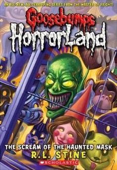 Goosebumps HorrorLand - The Scream of the Haunted Mask