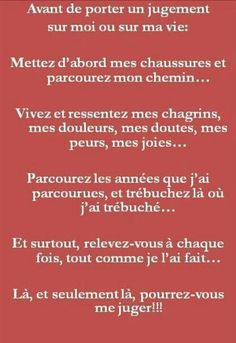 citations - Page 2 Love One Another Quotes, Words Quotes, Life Quotes, Deep Quotes, Tu Me Manques, French Quotes, Some Words, Positive Attitude, Positive Affirmations