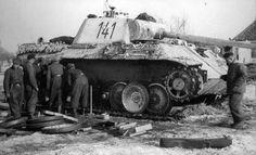 Panzerkampfwagen V Panther Ausf. A (D2) (Sd.Kfz. 171) Nr. 141 | Flickr - Photo Sharing!