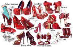 Para la celebración del 70º aniversario del Mago de Oz varios artistas zapateros crearon sus interpretaciones de los zapatos rojos de Dorothy