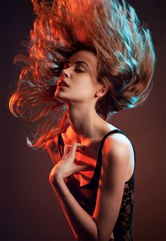 Beauty & Fashion Photography by Julia Kuzmenko | Inspiration Grid | Design Inspiration